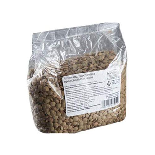 Чечевица тарелочная 0,8 кг