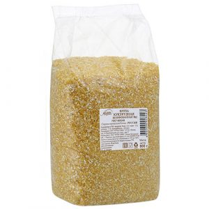 Крупа кукурузная 0,8 кг