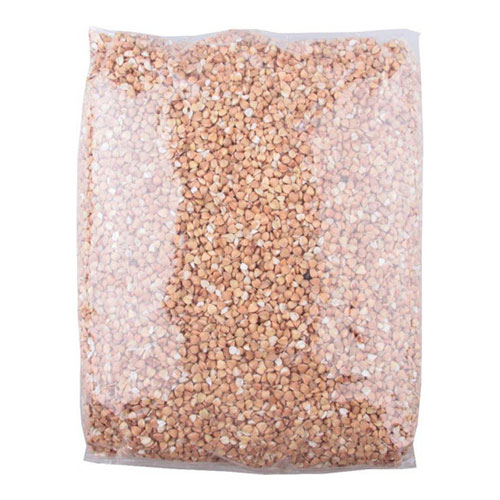 Продел гречневый фасовка 5 кг прозрачная упаковка
