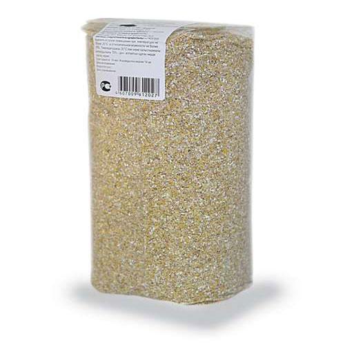Пшеничная крупа фасовка 5 кг прозрачная упаковка
