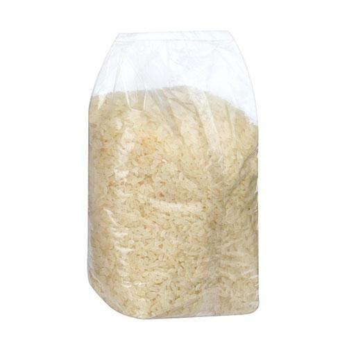 Рис пропаренный фасовка 5 кг прозрачная упаковка