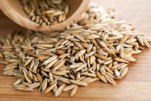 Ржаное зерно