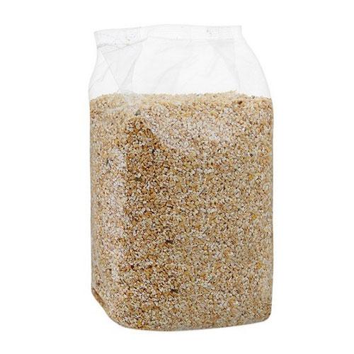 Ячневая крупа фасовка 5 кг прозрачная упаковка